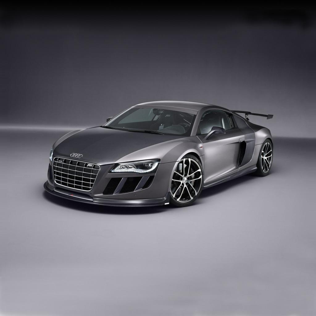Audi R8 ipad wallpaper to download 1024x1024