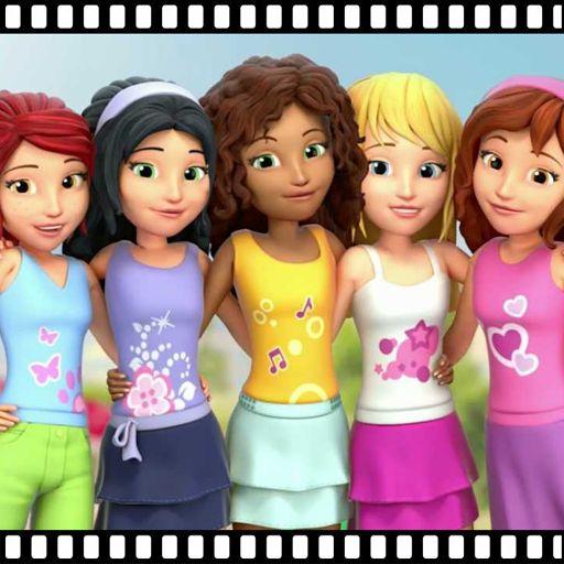 Love LEGO Friends   via Google Play MissNikkiAnn Pink Freestyle 512x512