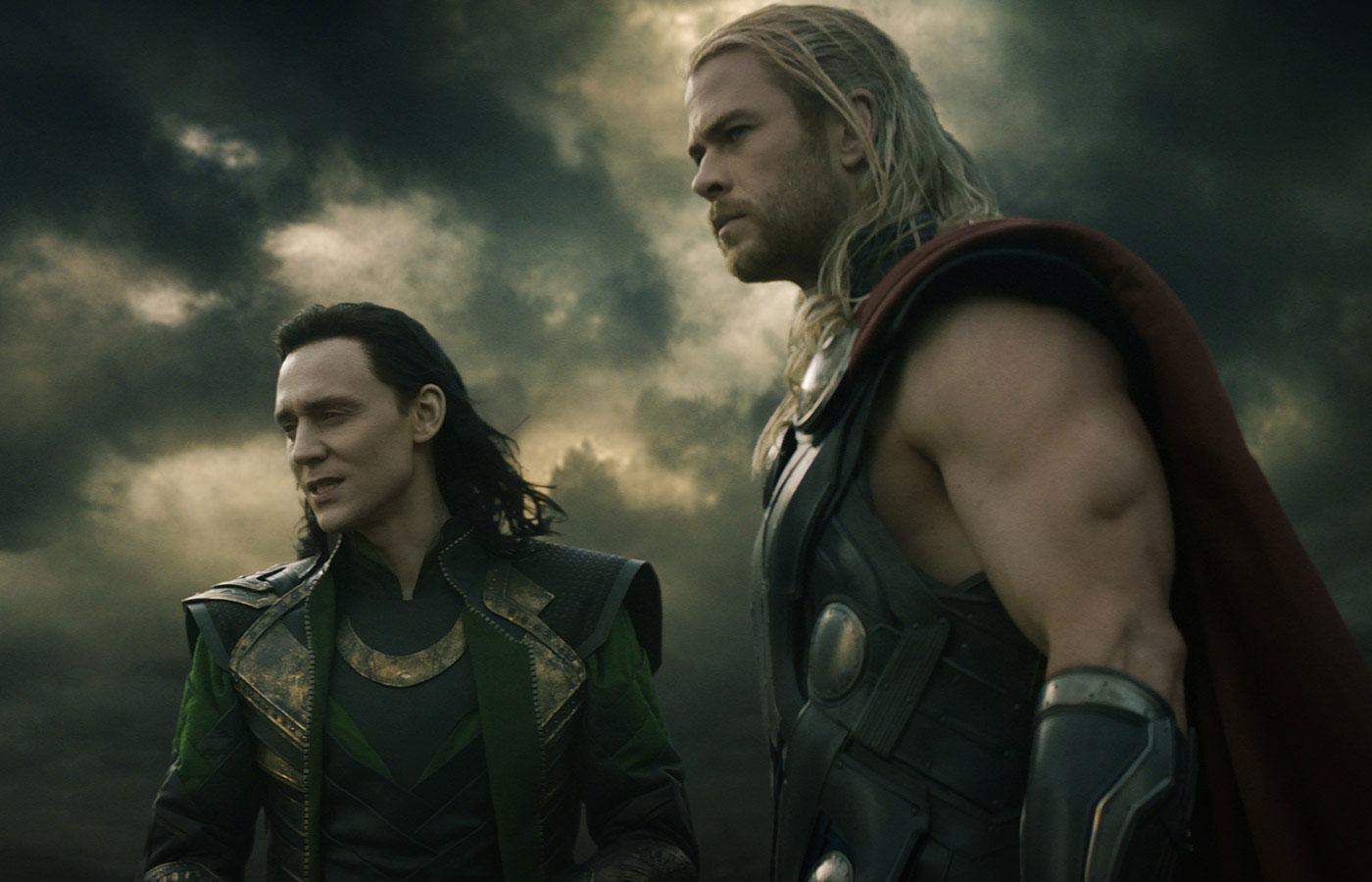 Thor  Loki HD Wallpaper 1400x900