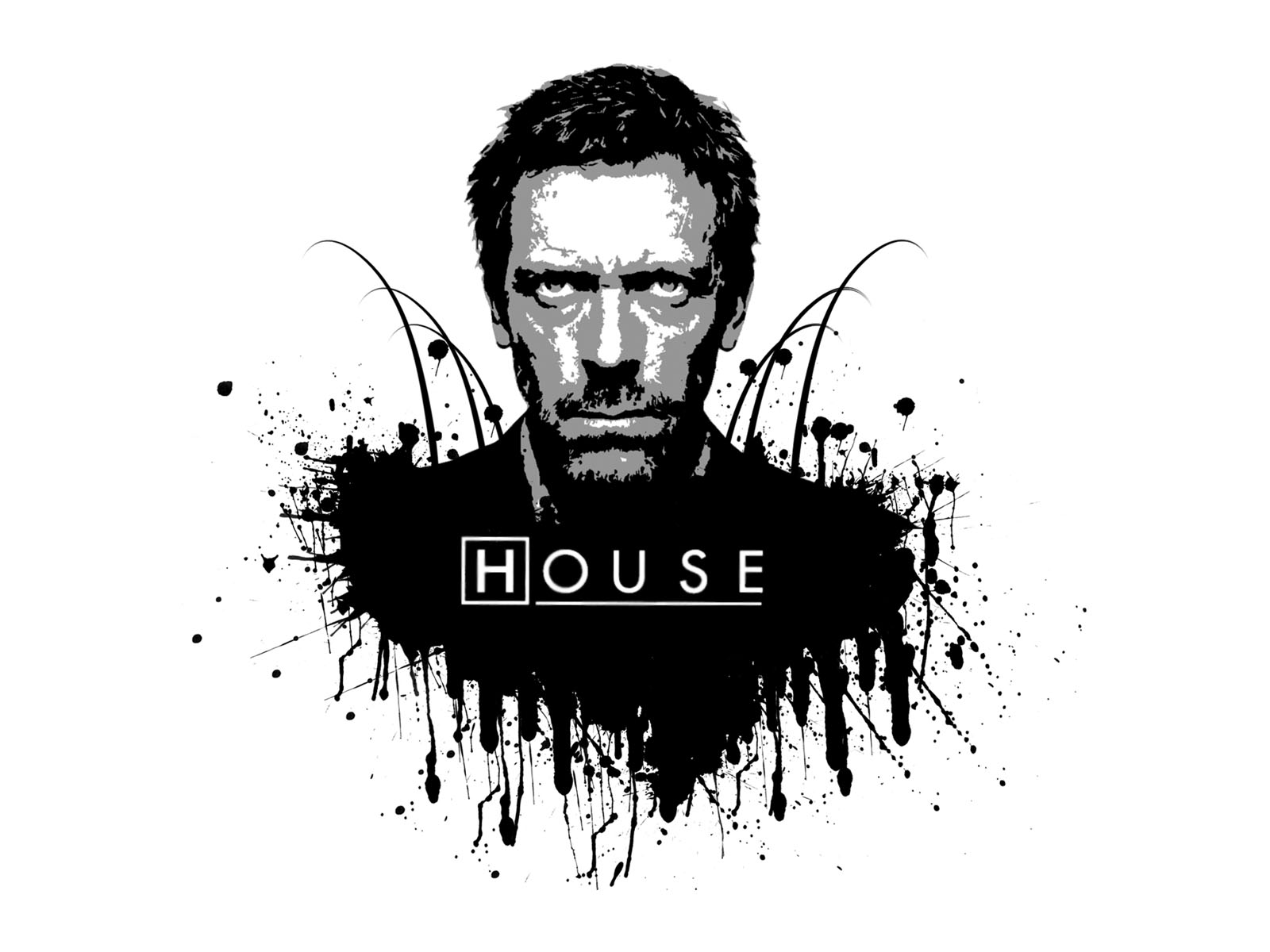 wallpapers of Dr House You are downloading Dr House wallpaper 1 1600x1200