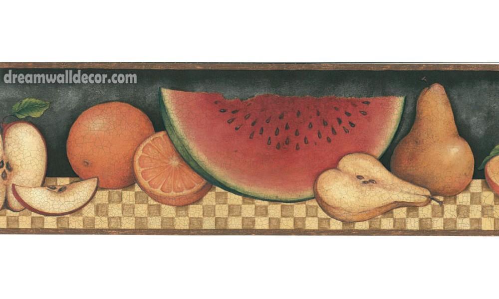 30902310 Fruit Wallpaper Border 1000x600
