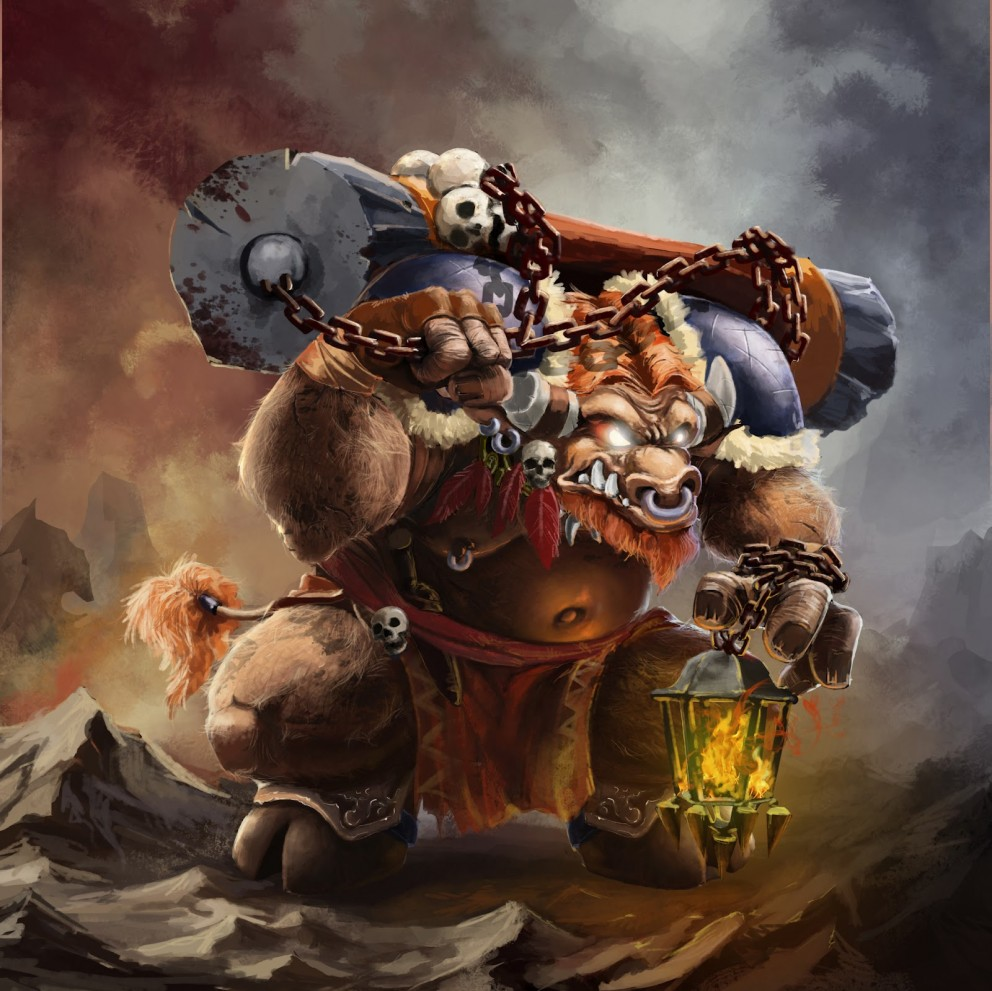 Tauren art exploited streaming