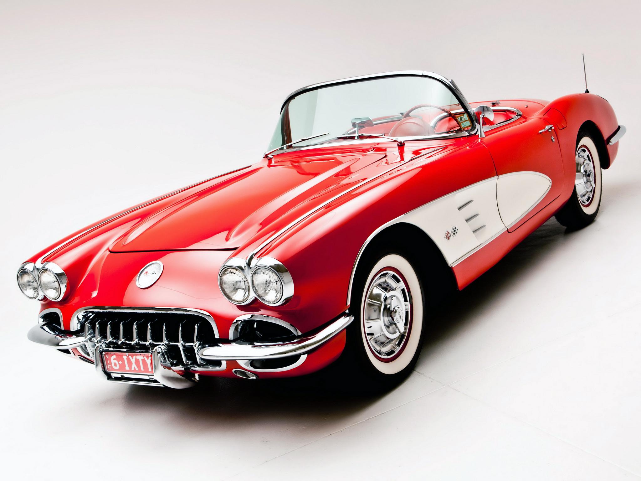 Kelebihan Corvette 1960 Review
