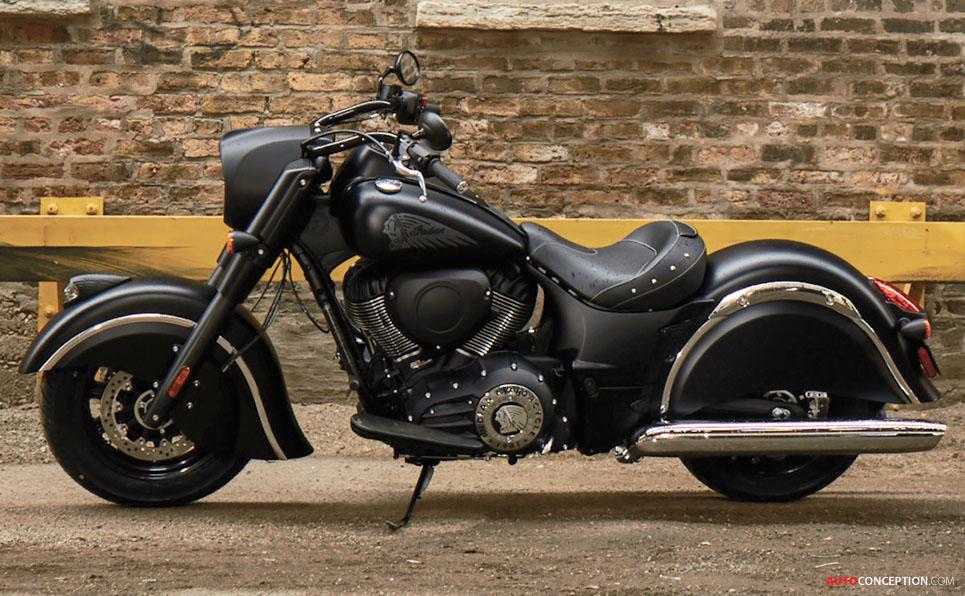 Indian Motorcycle Reveals New Dark Horse Cruiser 965x596