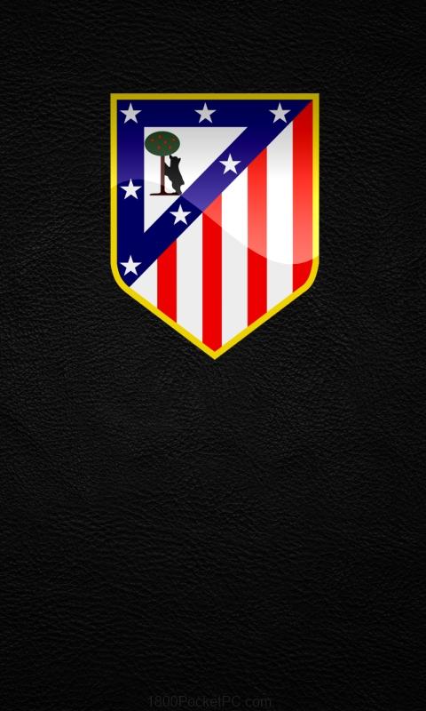 Atletico Madrid Wallpaper 480x800