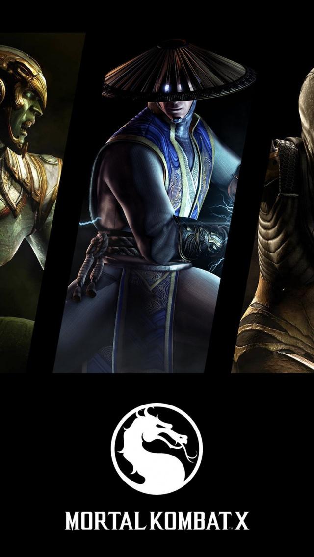 640x1136 Mortal Kombat X Iphone 5 wallpaper 640x1136