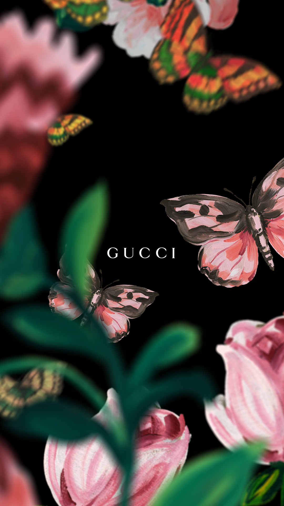 Gucci Snake Wallpaper - WallpaperSafari