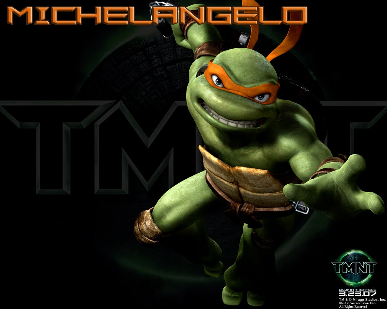 Free Download Tmnt Wallpaper 1280x1024 For Your Desktop