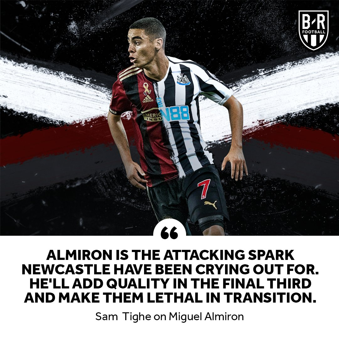 BR Football on Twitter Newcastle are signing a serious player 1080x1080