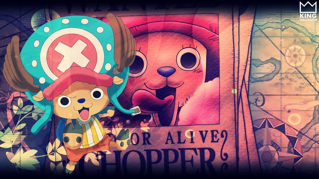 One Piece Chopper Wallpaper - WallpaperSafari