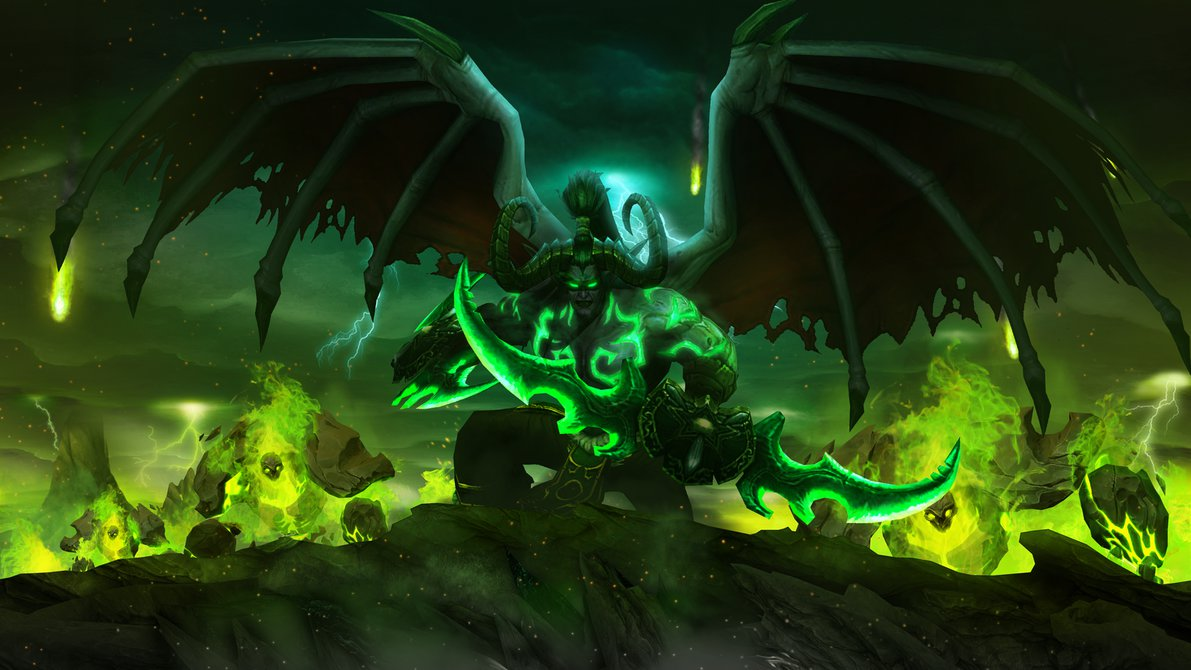 Free Download Legion Wallpaper By Daerone 1191x670 For Your