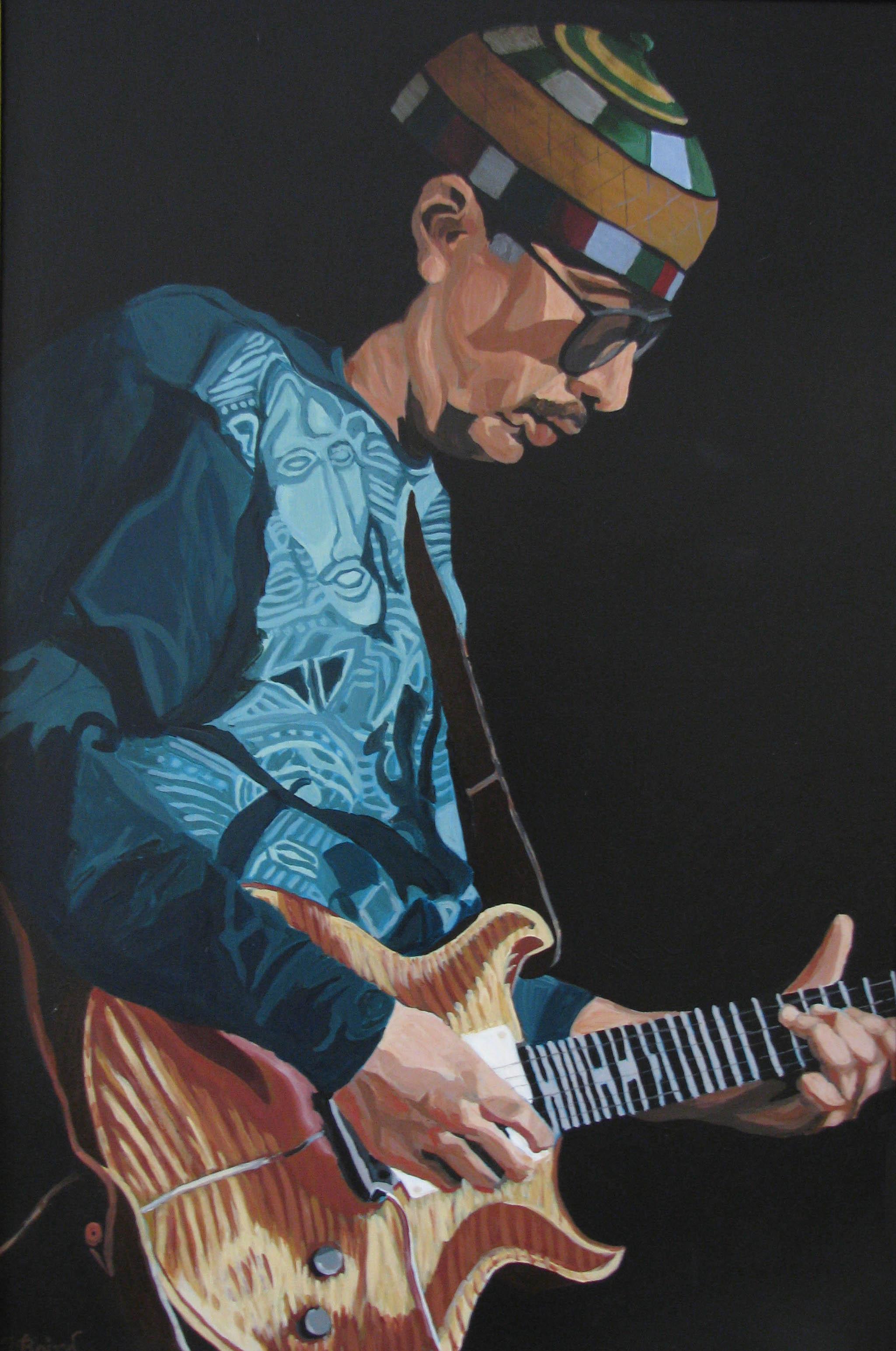 Carlos Santana Wallpaper 2049x3090