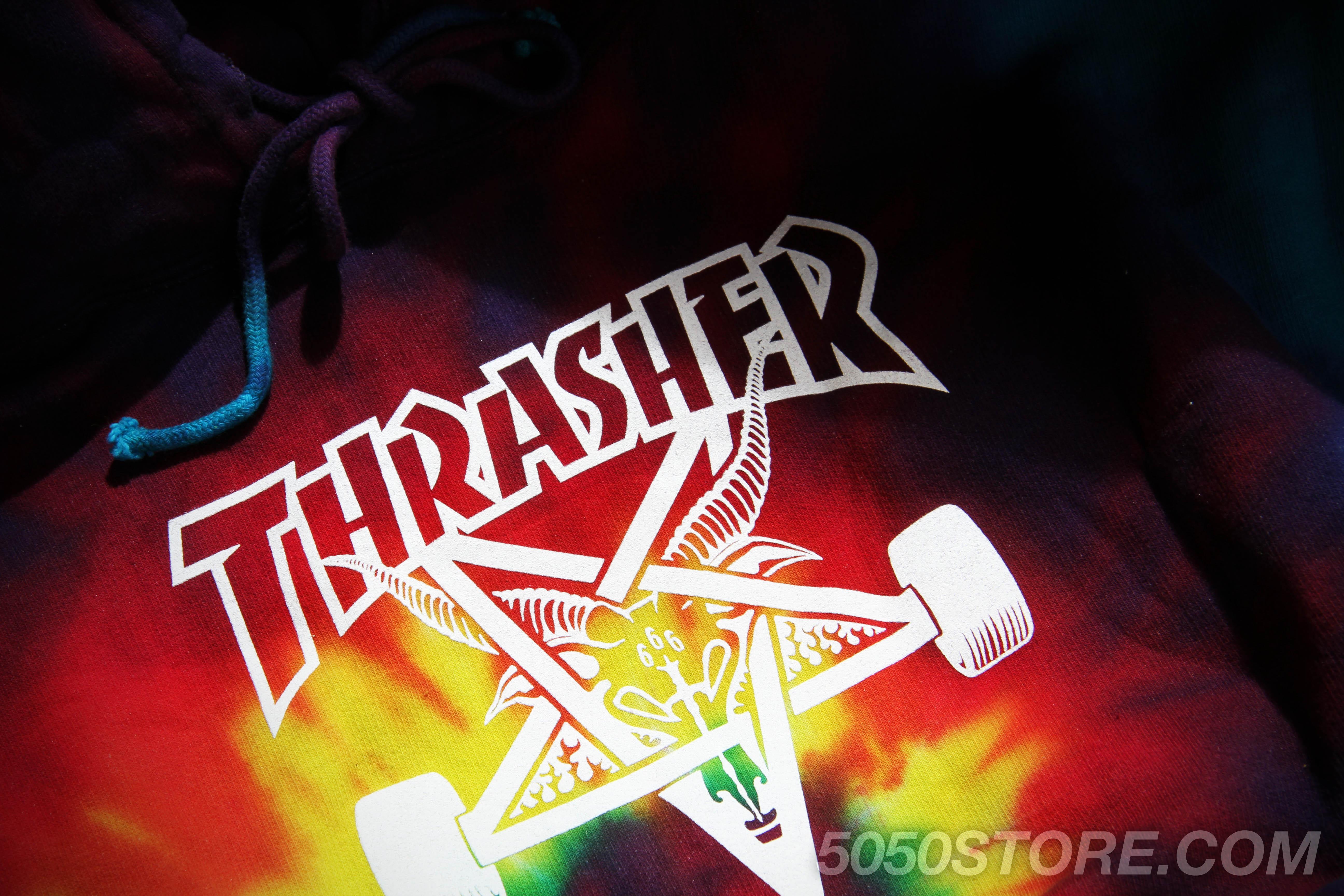 Thrasher Wallpaper Thrasher tie dye for blog 5184x3456