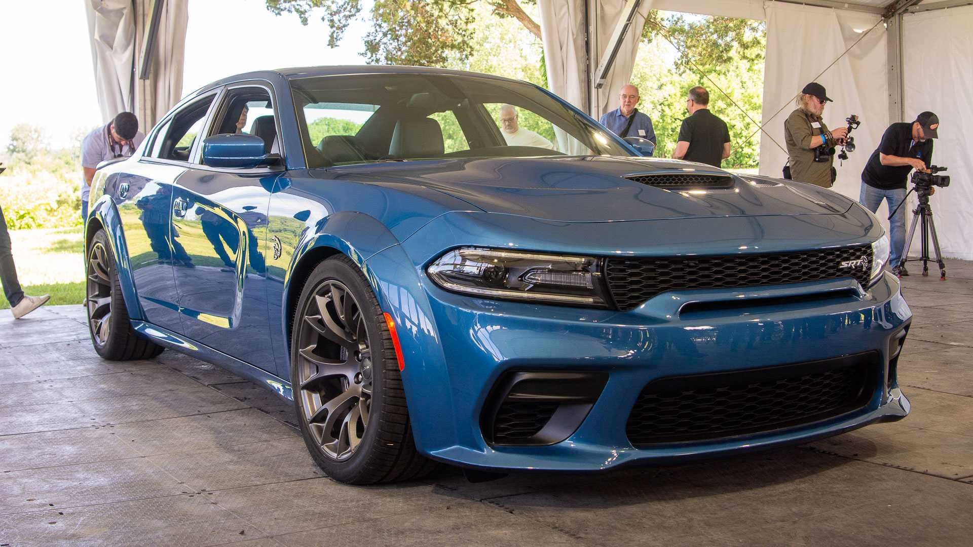 Dodge Charger Widebody Debuts For Hellcat And Scat Pack 1920x1080