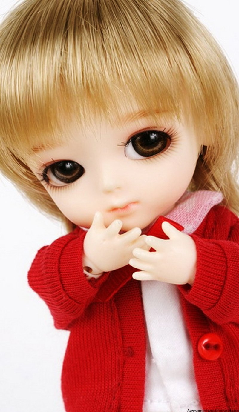 Beautiful Dolls Download Wallpapers Awesome wallpapers 800x1380