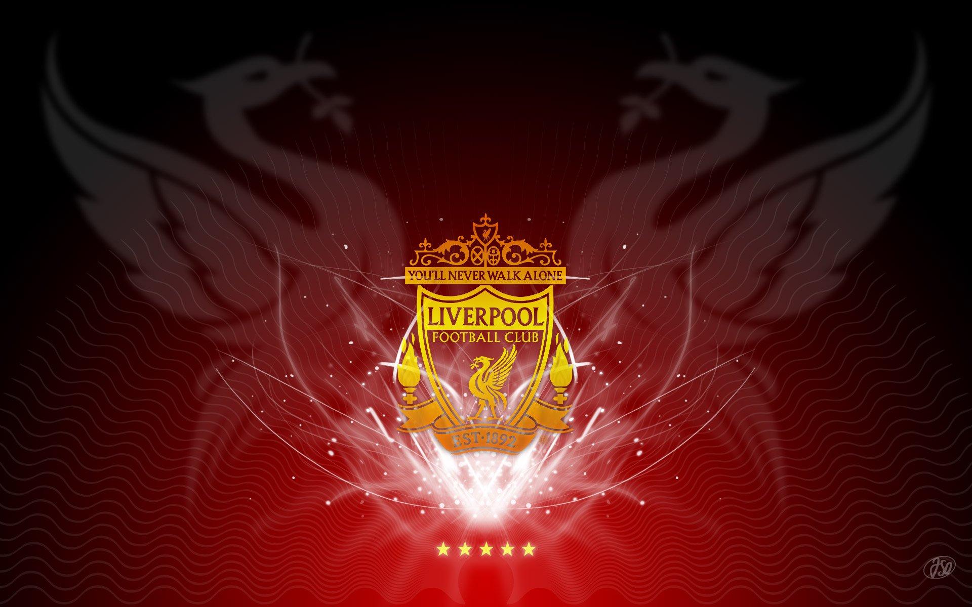 Liverpool Logo Wallpaper For Desktop 1920x1200