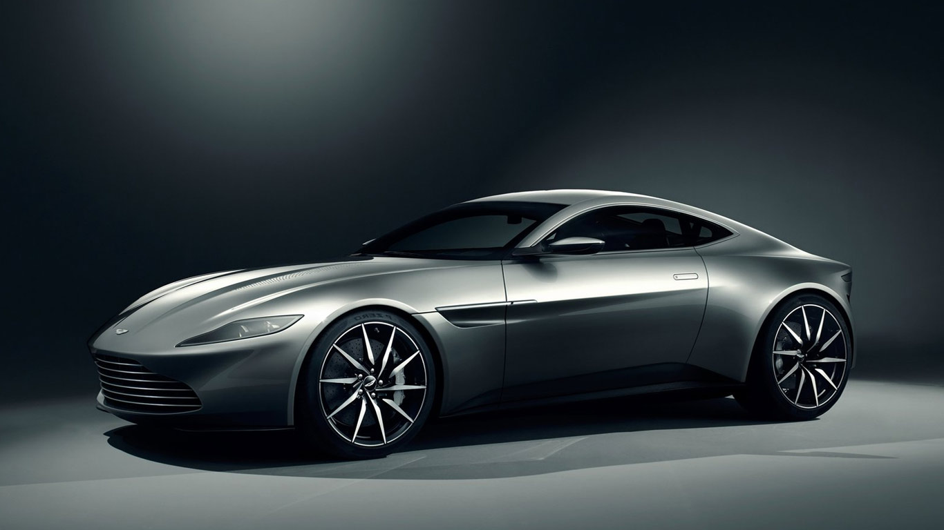Aston Martin Db 10 Wallpaper Wallpapersafari
