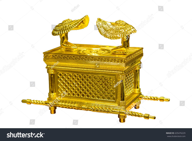 Ark Covenant Figures Cherubim Jewish Religious Stock Photo Edit 1500x1101