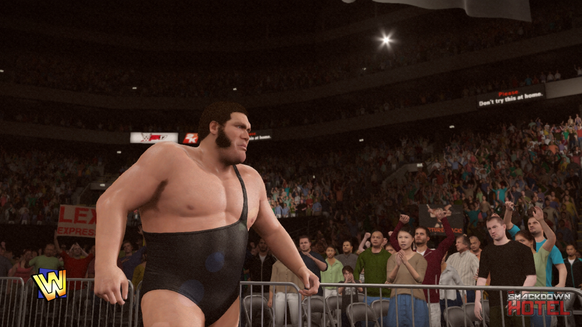 Andre The Giant   WWE 2K17   Roster 1920x1080
