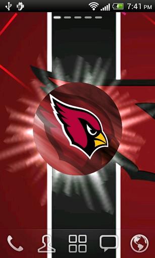 Arizona Cardinals Live WP Screenshot 4 307x512