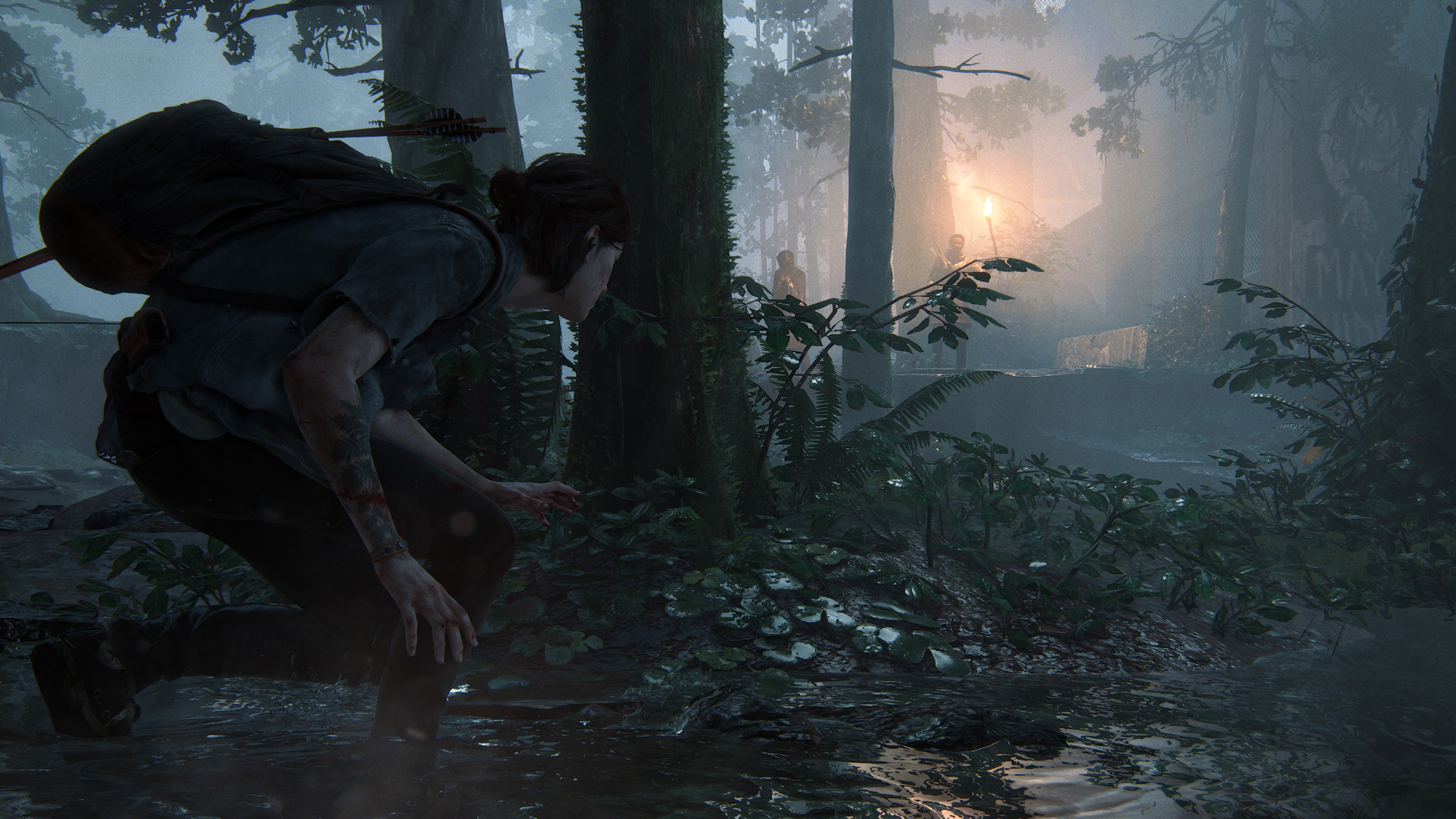 Free Download Wallpaper The Last Of Us Part 2 E3 2018 Screenshot