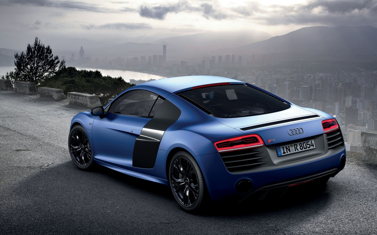 Audi R8 HD Wallpaper 1080P 1280x800