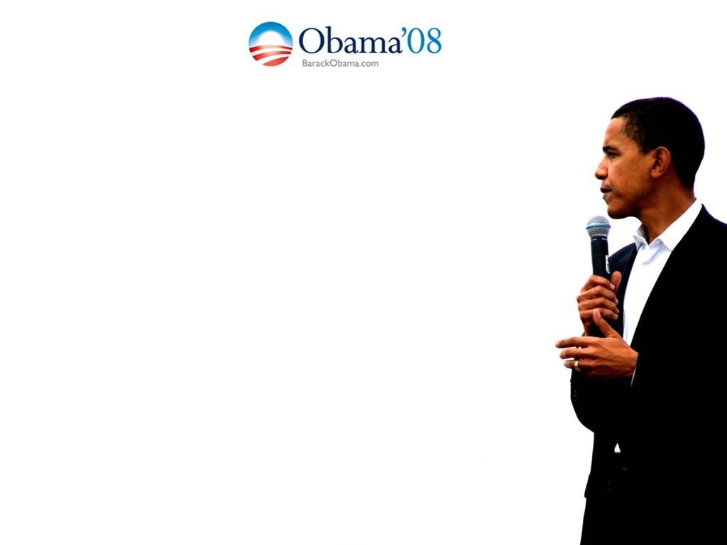 Barack Obama Wallpaper 1024x768 2583 Figure   bwallescom Gallery 1024x768