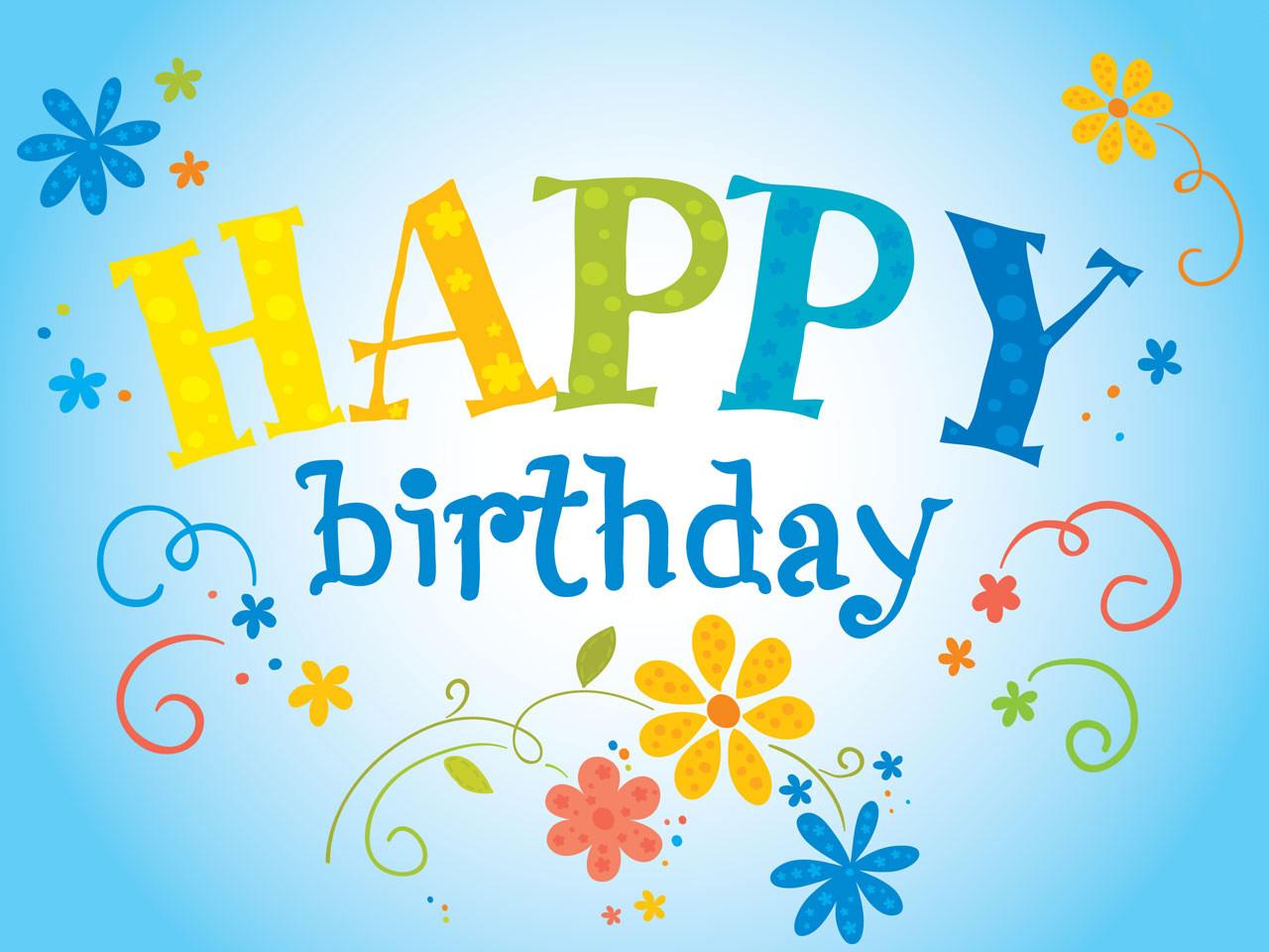 Happy Birthday Wallpaper pictures Desktop Wallpapers 1280x960