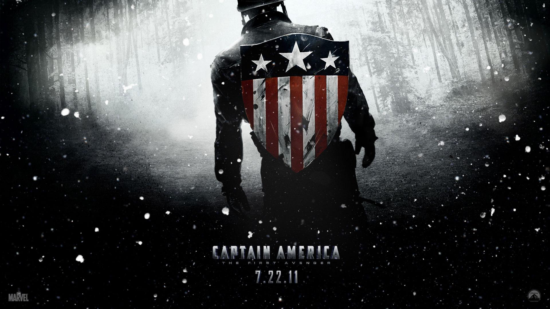 Captain America The First Avenger 1920x1080