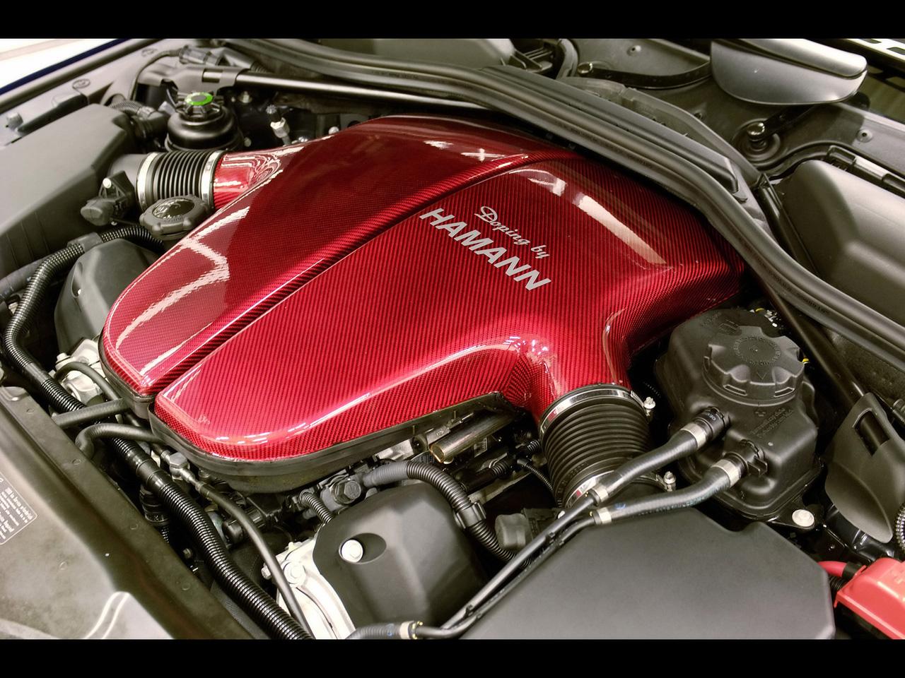 2006 Hamann BMW M5 Edition Race   Engine 2   1280x960 Wallpaper 1280x960