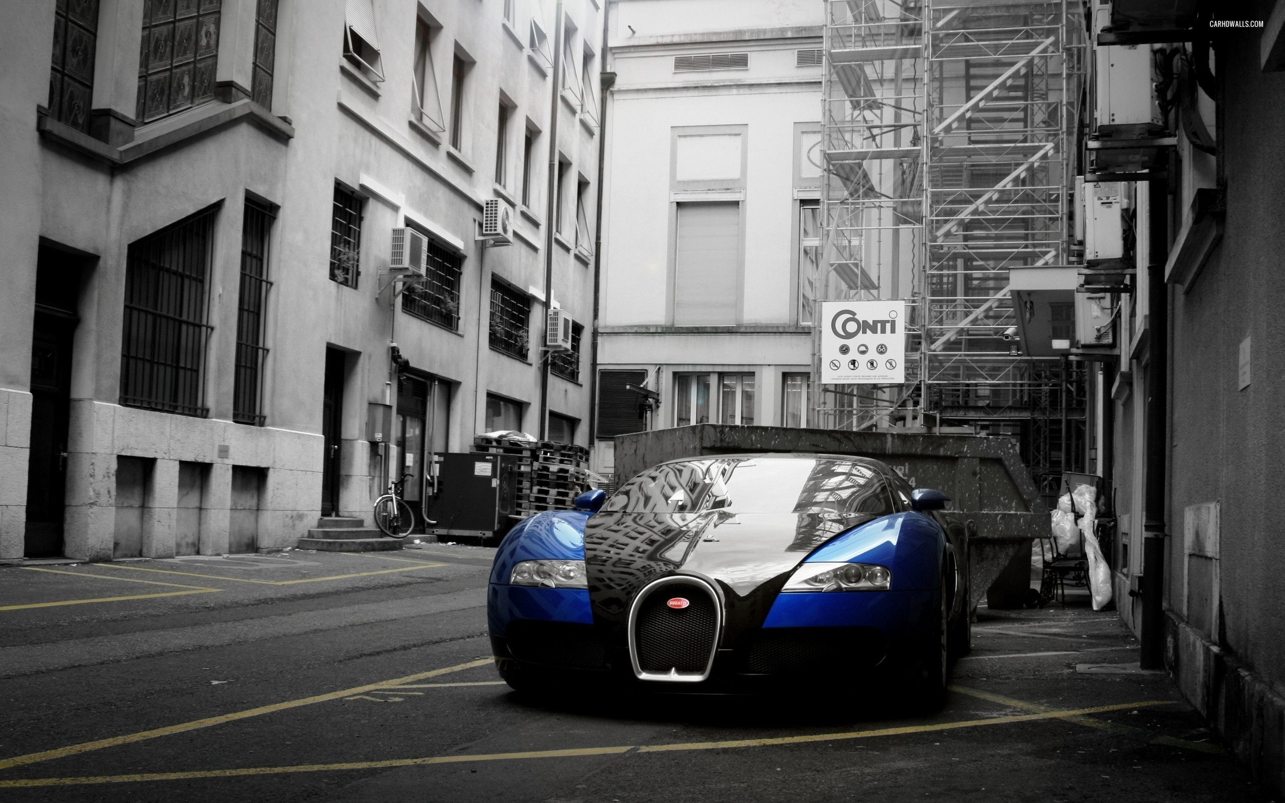 Bugatti Veyron EB Super Sport Wallpaper HD Car Wallpapers 2560x1600