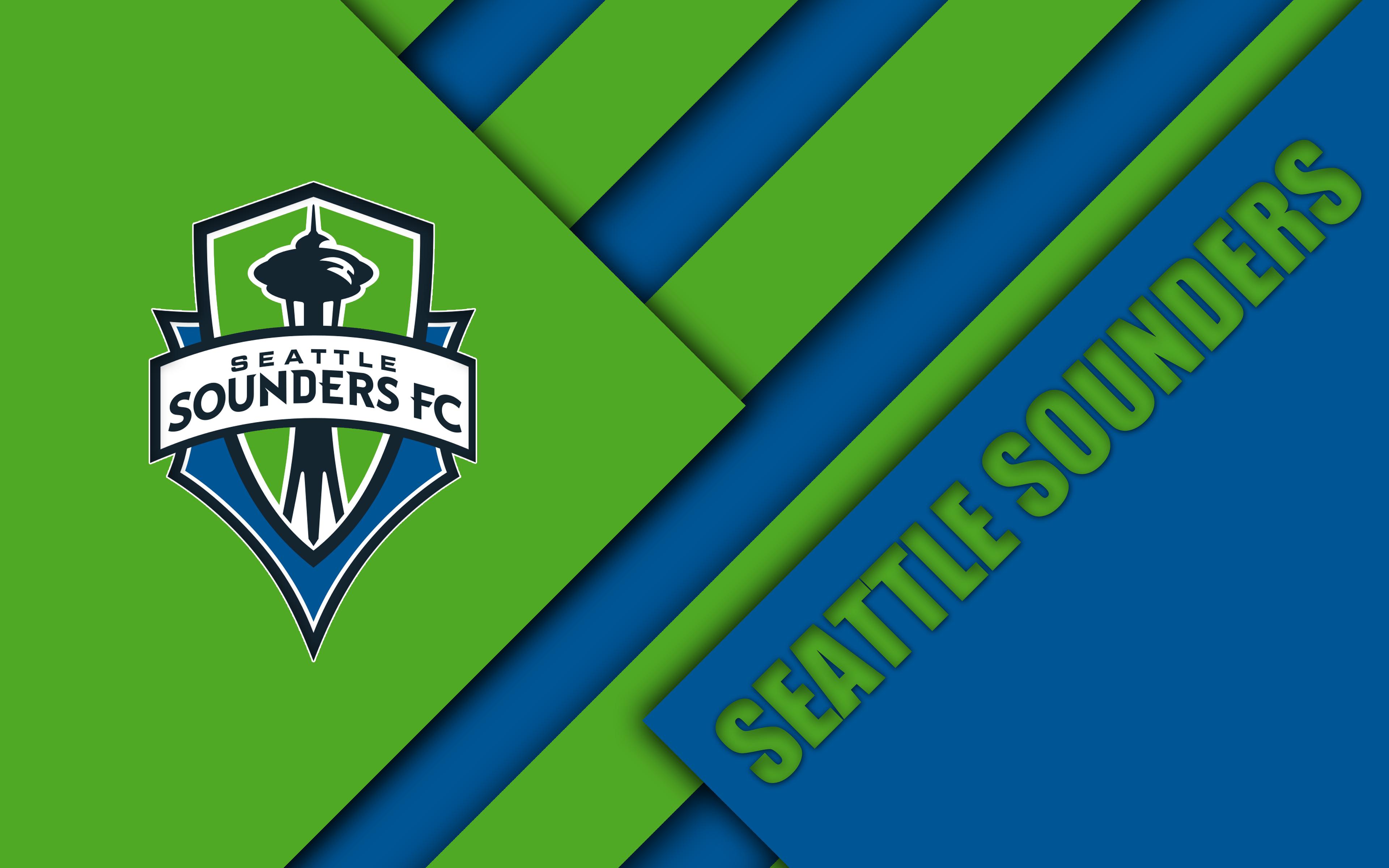 Seattle Sounders FC 4k Ultra HD Wallpaper Background Image 3840x2400