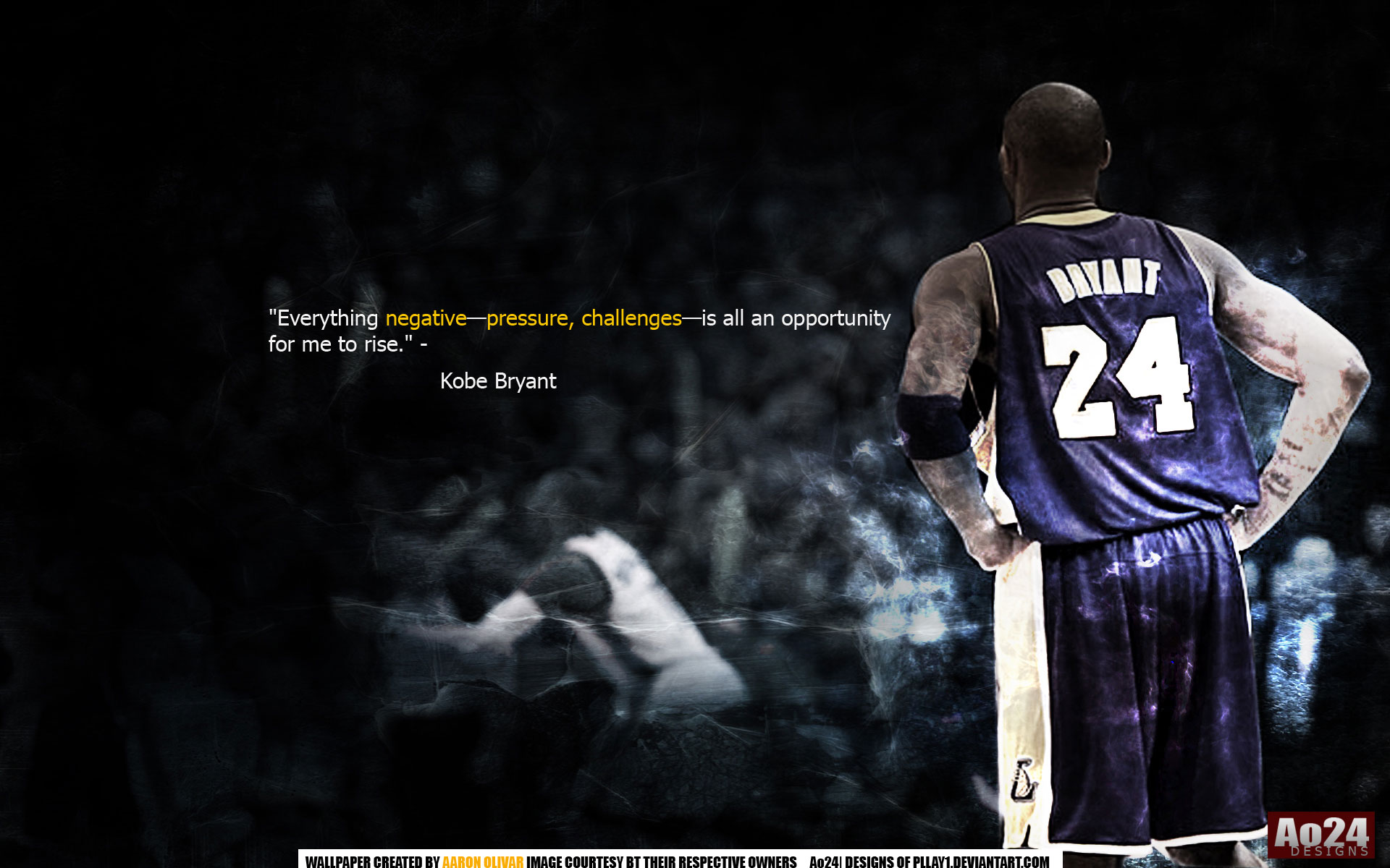 Kobe Bryant Wallpaper The Art Mad Wallpapers 1920x1200