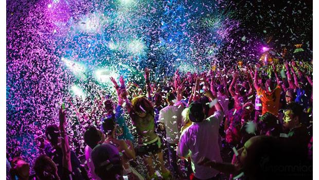 EDM Festival Debuts New Neon Mesh Body Bags The Rap Insider 620x350