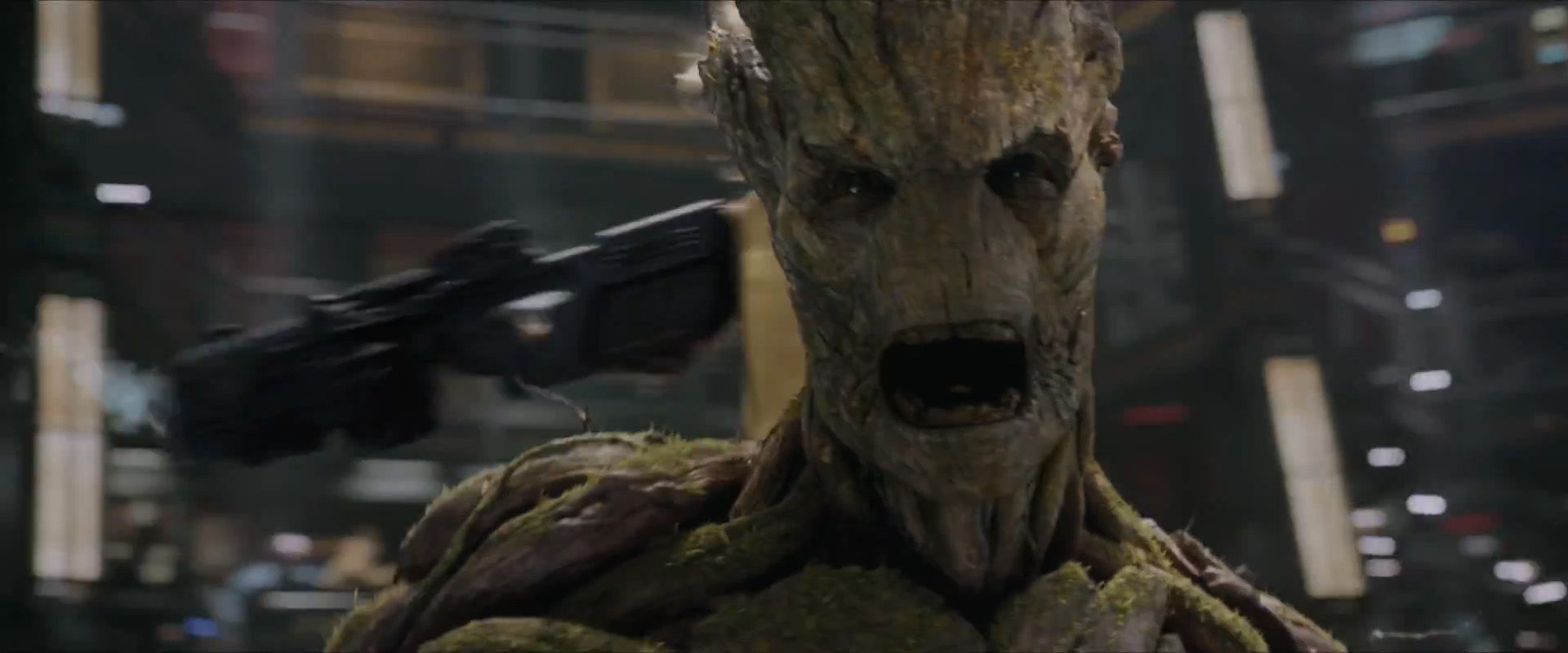 Marvels Guardians Of The GalaxyL to R Groot voiced by Vin 1920x800