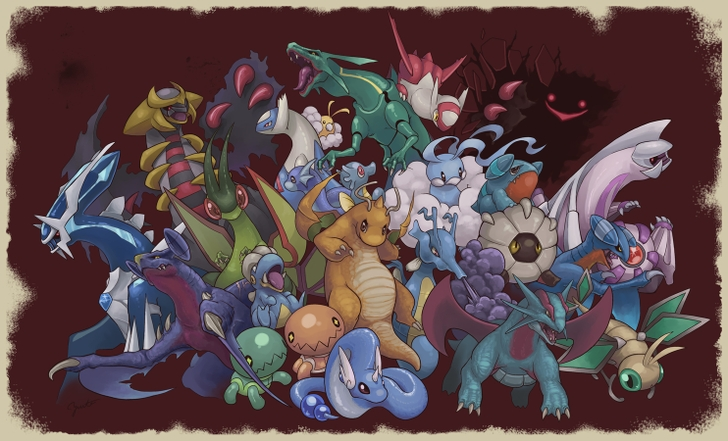 Dragon Pokemon Wallpapers - WallpaperSafari