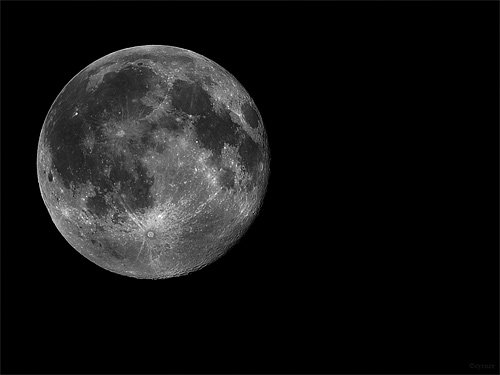Cool Moon Background Black background fullcool moon 500x375