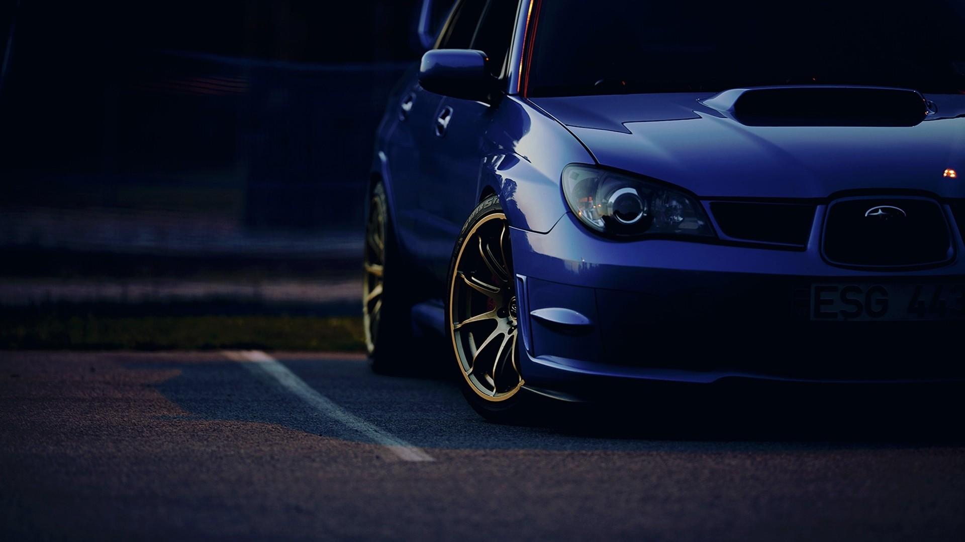 Subaru WRX Wallpaper HD on WallpaperSafari