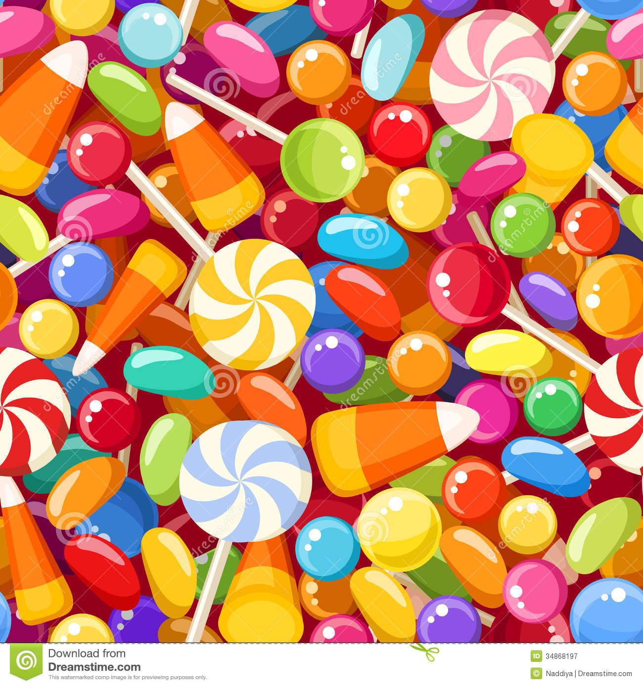 Colorful Candy Wallpaper - WallpaperSafari