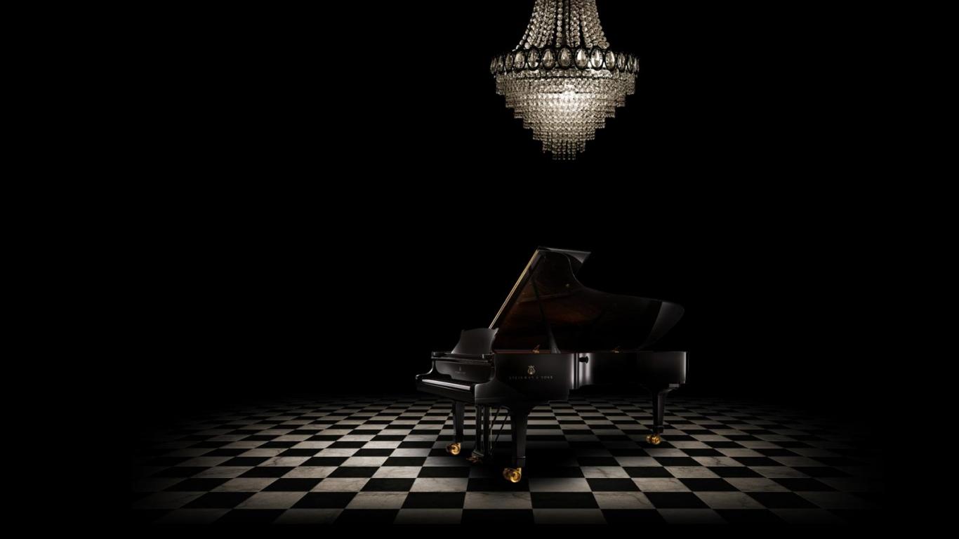 download Steinway Grand Piano Wallpaper Blthner c bechstein 1366x768
