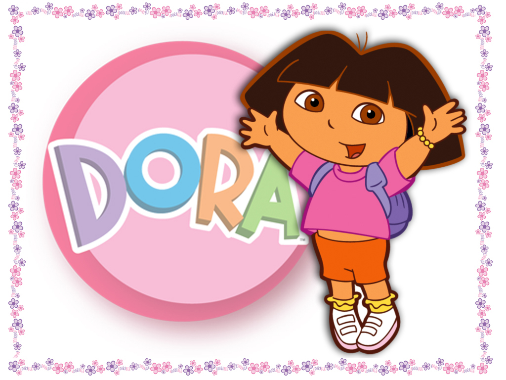 Dora the Explorer images Dora HD wallpaper and background 1024x768