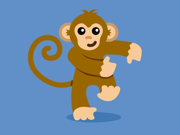 japanese wallpaper cartoon monkey - photo #8
