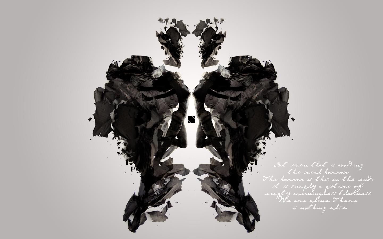 77 Rorschach Wallpaper On Wallpapersafari