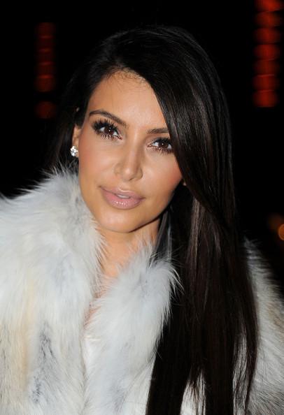 kim kardashian makeup pink lipstick 2013 wallpapers kim kardashian 406x594
