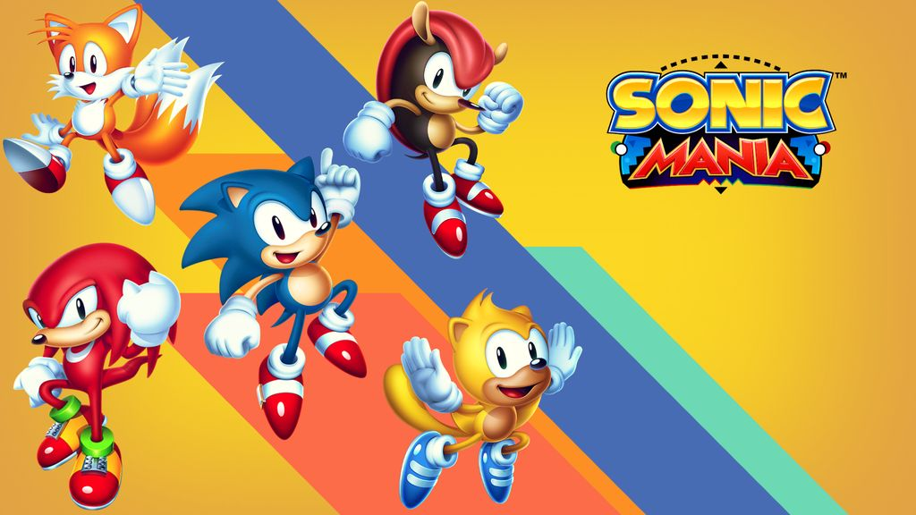 Free Download Sonic Mania Plus Wallpaper By Blueblur98arts