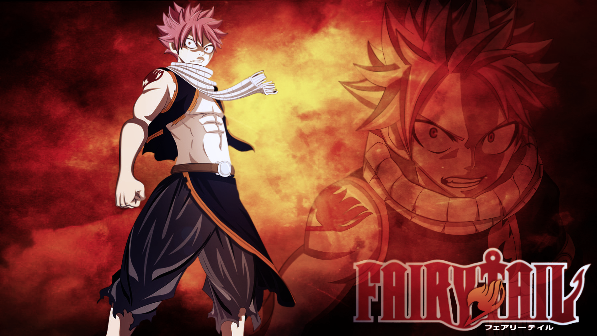 Fairy Tail Wallpaper Background HD 5910 Wallpaper Cool 1920x1080
