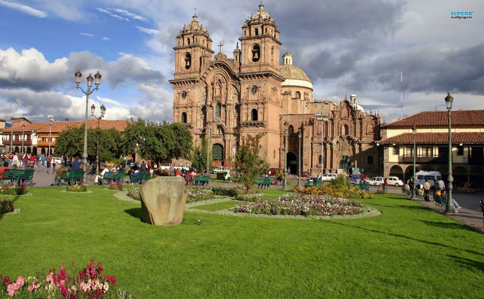 Cathedral of Santo Domingo HD Wallpaper Wallpapers Cusco peru 970x600