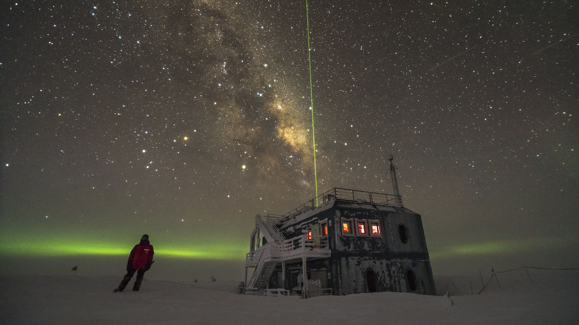 Scientists trace neutrino to source outside our galaxy   Axios 1920x1080
