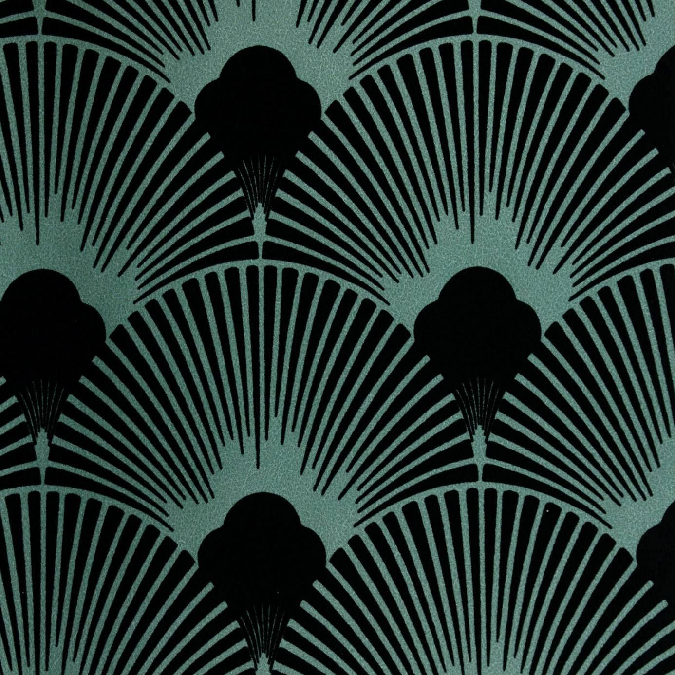 black and green wallpaper uk