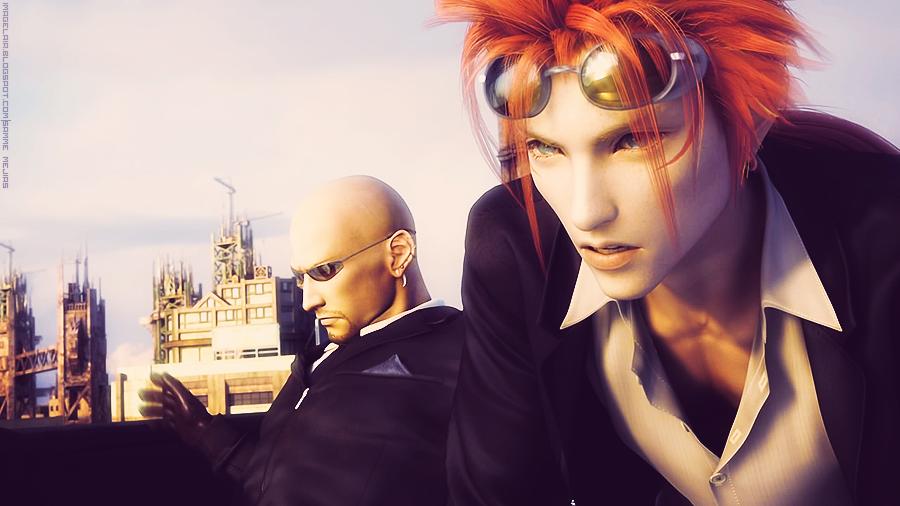 Final Kingdom Final Fantasy VII   Reno 900x506